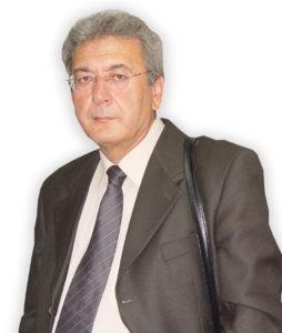Δημήτρης Μπάιλας π. Νομάρχης- Υποψήφιος βουλευτής Δημοκρατικής Συμπαράταξης.