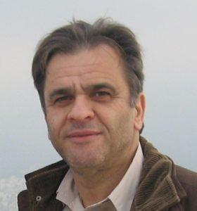 Ο πρώην Πρόεδρος της Τ.Κ Ημεροβιγλίου κ. Λουκάς Καφούρος.