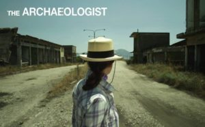 the archaeologist