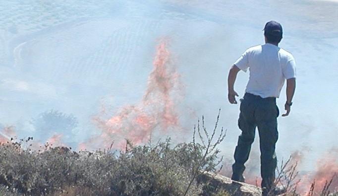 «Πολύ υψηλός κίνδυνος πυρκαγιάς τη Δευτέρα 2-8-2021 στην Περιφέρεια Νοτίου Αιγαίου,