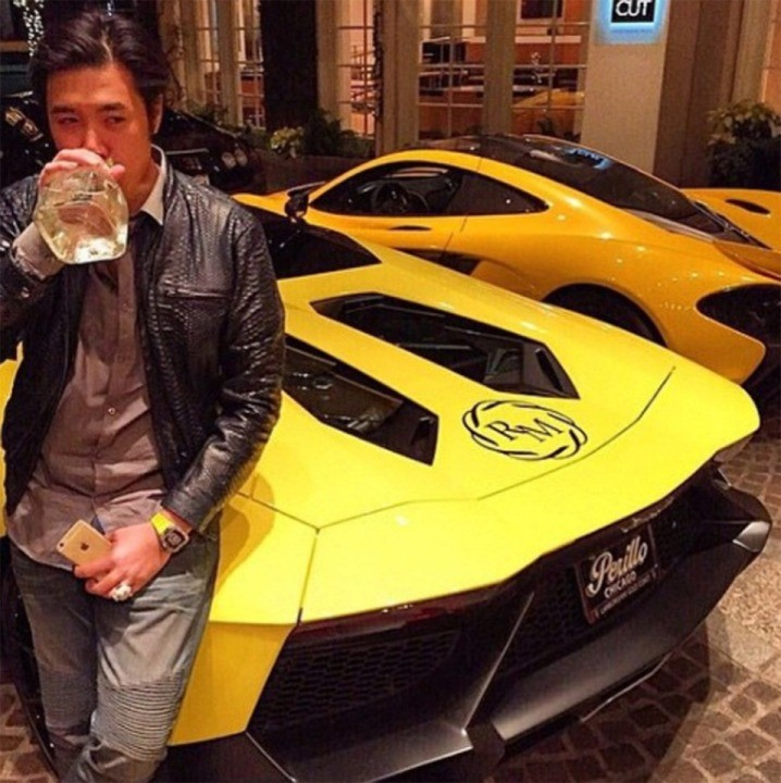 therichkidsofsingapore Follow Rich Kids Of Singapore Singapore Is The Millionaires Playground, Featured are the most flamboyant, flashy and famous Socialites Of Singapore. DM us to nominate someone. www.asiahighsociety.com