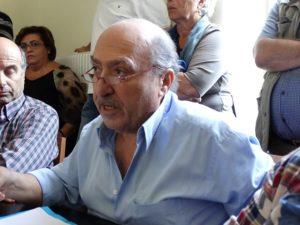 Ο Νίκος Θεολόγου (φωτό: http://enandro.gr/)